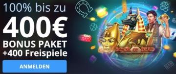 Twin Casino Willkommensbonus