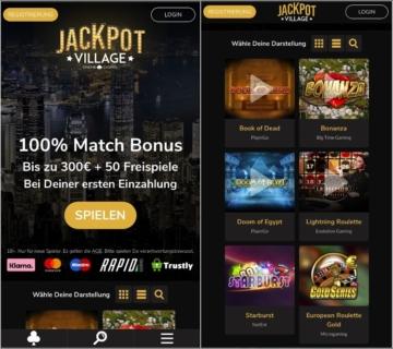 Jackpot Village App