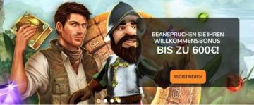 Playigo Casino Erfahrungen: 600€ Neukundenbonus