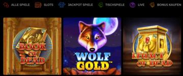 Spiele Kategorien