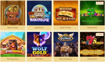 Paradise Casino beste Spiele