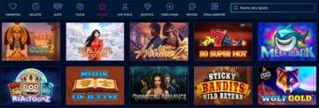 Beliebte Spiele Mr Bit Casino