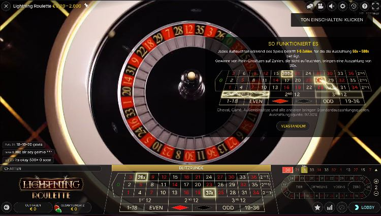 Megaslot Casino Roulette