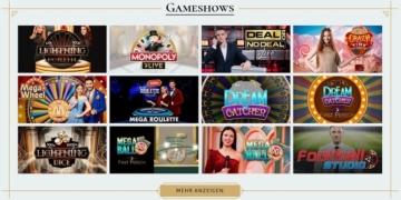 Avalon78 Live Casino
