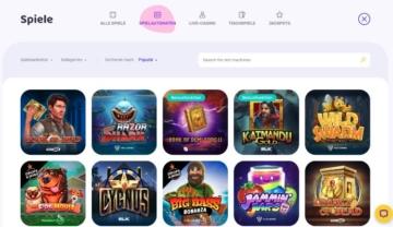 Emojino Casino Spiele