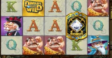 Dwarfs gone wild Slot serioes