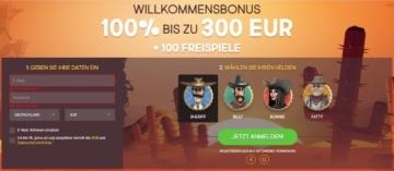 GunsBet Casino Betrug oder seriös