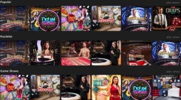 ibet casino live casino