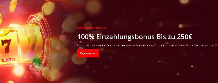 iBet Casino Willkommensbonus