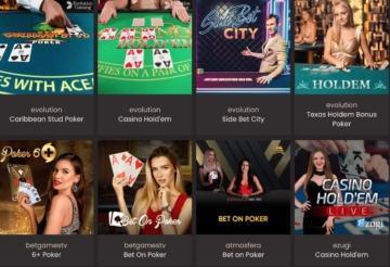 National Casino Poker