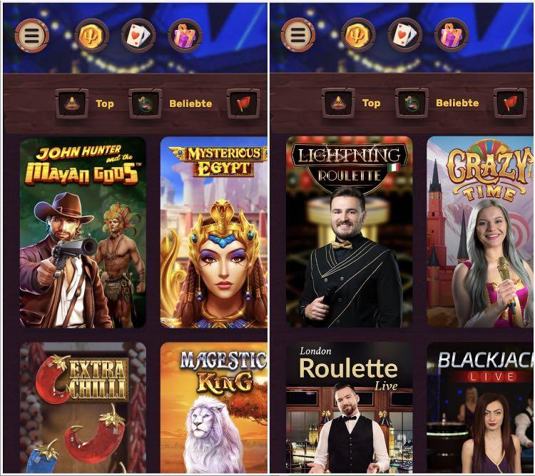 5Gringos Casino App