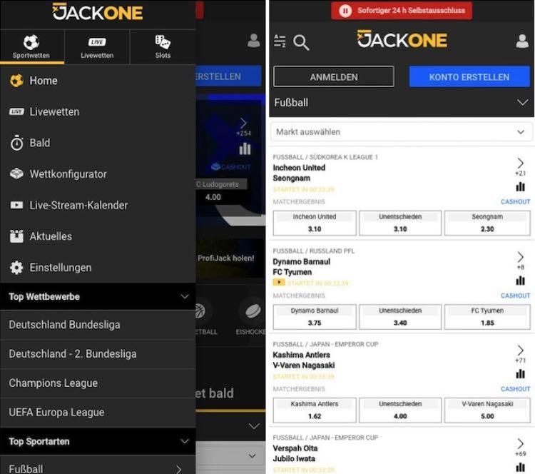 Jackone App